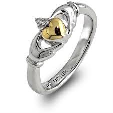 claddagh rings silver claddagh ring uls 6169