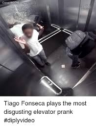Most Disgusting Memes - canal boom dipliv tiago fonseca plays the most disgusting elevator