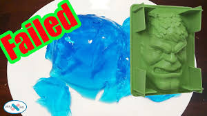Jello Halloween Molds Instructions by Failed The Hulk Gelatin Mold Jello Making Youtube