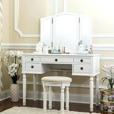 vanity table with mirror and lights extraordinary dressing table