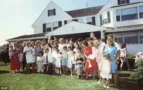 kennedy compound floor plan patrick kennedy marries his school teacher lover as the clan