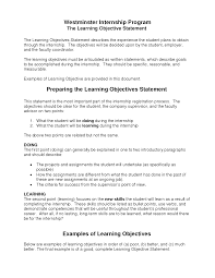 Sample Objective Statements On Resume by Sample Objective Resume Best Free Resume Collection