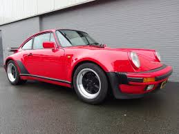 1990 porsche 911 red porsche 911 930 turbo coupe 1982 very presentable u0026 perfect