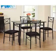 Metal Dining Room Furniture Metal Dining Room Furniture 7 Piece Rectangular Dining Room Table