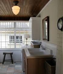 bathroom wood ceiling ideas stylish decors featuring warm rustic beautiful wood ceilings within