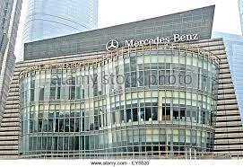 mercedes uk milton keynes office mercedes with company logo stock photos mercedes with
