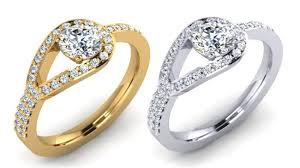 goldfinger wedding rings engagement rings