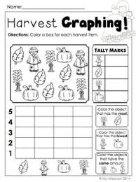 october printables grade spooky graphing with tally marks