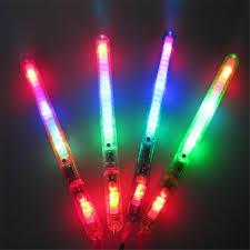 light sticks christmas led light sticks concert stage ornament party