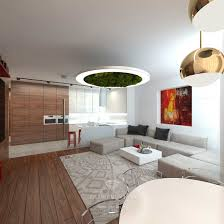 3 room apartment design for a young man design projects and