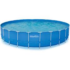 Intex Pools 18x52 Summer Waves 24 U0027 X 52