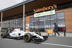 Sainsbury Toaster Williams F1 Helps Sainsbury U0027s Stay And Cold Motoring Research