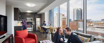 amenities the view at montgomery student apartments for