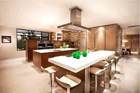 small modern open plan kitchen open plan kitchen design