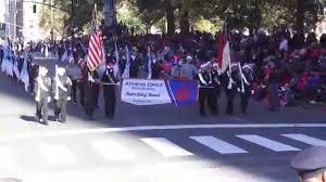 adhs marching band 2015 raleigh parade