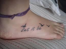 48 famous bird foot tattoos