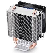 fan that uses ice to cool cpu cooler mini ice cpu fan multi platform 8cm radiator fan
