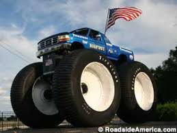 original monster truck pacific missouri