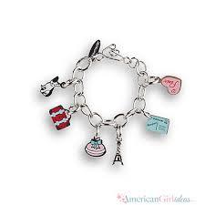charm bracelet for grace s charm bracelet for american girl ideas american