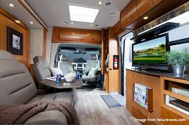 Rv Modern Interior The Best Small Rv U0027s Living Large In A Small Space