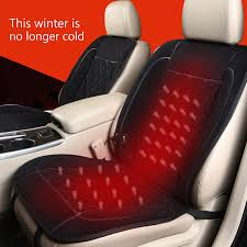Electric Heated Cushion Winter Covers Pad Car Seat Cushion Electric Heated Cushion Car