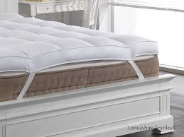 Bed Topper Lancashire Textiles Slight Second Single Size Hotel Quality 4 Inch