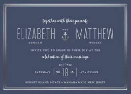 nautical wedding invitations nautical wedding invitations 12 beautiful anchor themed designs