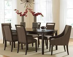Formal Dining Room Tables Formal Contemporary Dining Room Sets With Brown Finish Classics