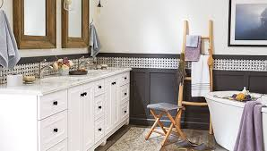 designer bathroom makeover