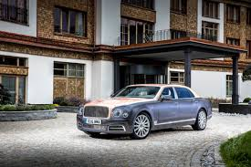 2017 bentley mulsanne release date price and specs roadshow