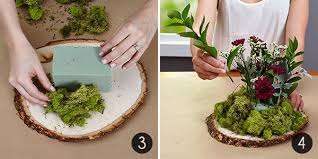 diy wedding centerpieces floral cloche more com