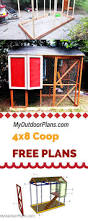 Backyard Chicken Coop Ideas by 160 Best Chicken Coops And Runs Images On Pinterest Backyard