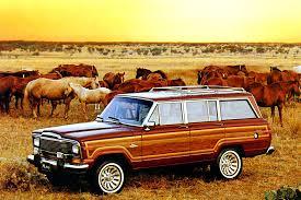 kaiser jeep wagoneer legends jeep wagoneer suv