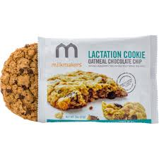 where to buy lactation cookies milkmakers oatmeal chocolate chip lactation cookies 12ct