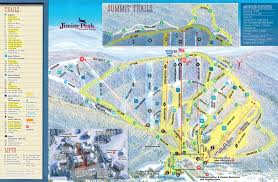 Craig Colorado Map by Jiminy Peak Trail Map