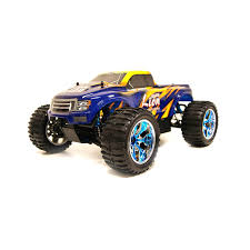 rc nitro monster trucks nitro powered rc cars amazon com