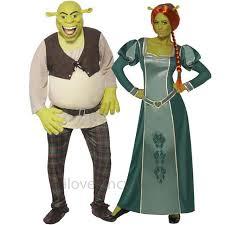Fiona Halloween Costume Couples Shrek Fiona Fancy Dress Costumes Tv Film