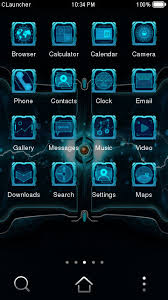 android theme science fiction theme for your android phone clauncher