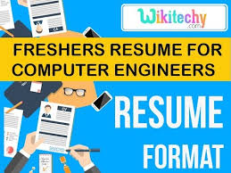 Sample Engineering Resume For Freshers by Resume Freshers Resume For Computer Engineers Sample Resume
