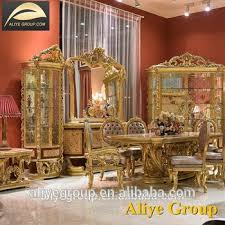 italian living room set gdm014 baroque antique style italian dining table 100 solid wood