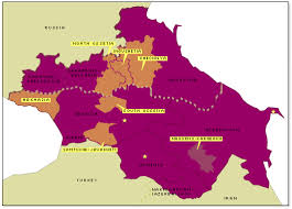 map of abkhazia south ossetia abkhazia nagorno karabagh the human of