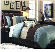 Blue And Brown Bed Sets Teal And Brown Bedding Brown And Blue Bedding King Size Teal Brown
