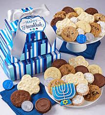 hanukkah cookie gifts cheryls com
