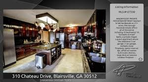 4 car garage with apartment above 310 chateau drive blairsville ga 30512 youtube