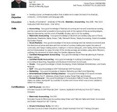 sle resume for senior clerk jobs sle resume cover letter for accounting job cv 3 impressive