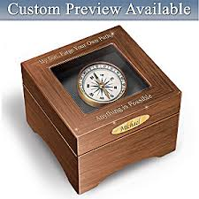 engraved keepsake box keepsake box forge your path personalized keepsake box