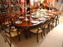 Dining Room Set For 12 Antique 12ft Victorian Dining Table U0026 12 Chairs C 1860 Victorian