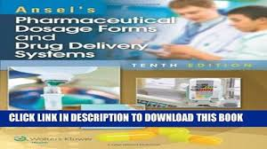 pdf ansel s pharmaceutical dosage forms and drug delivery systems