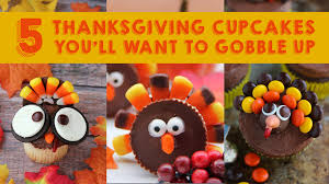 shine daily 5 thanksgiving cupcakes you ll want to gobble up