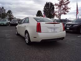2009 cadillac cts v horsepower 2009 used cadillac cts 4dr sedan rwd w 1sa at toyota of